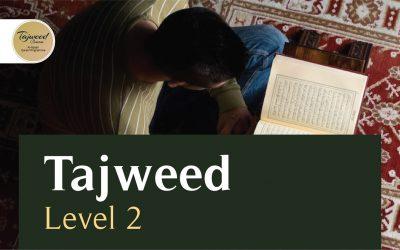 Al Itqaan Tajweed Level 2