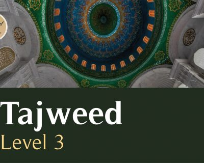 Alitqaan Tajweed Level 3
