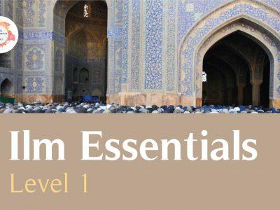 ILM Essentials Level 1