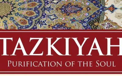 Tazkiyah – Purification of the soul (Closed)
